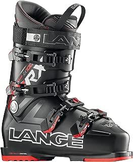 Lange RX 100 LV Men's Ski Boots Black/Red 28.5