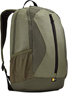 Case logic Laptop Backpack For Unisex, 15.6 Inch, Green - IBIR115PTG