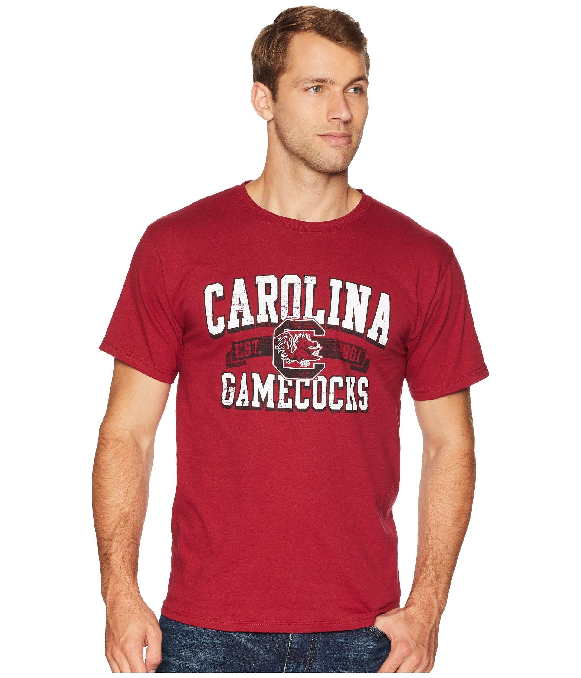 Champion College 1 Gamecocks Carolina South Tee Jersey Garnet O7xORwqr