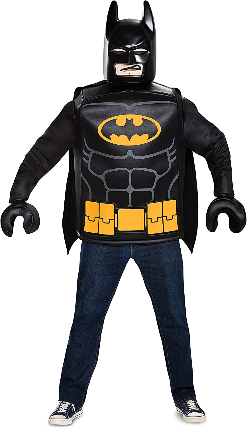 Disguise Max 76% OFF Men's 2021new shipping free Batman Adult Costume Classic
