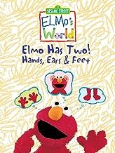 Sesame Street: Elmo's World: Elmo Has Two! Hands, Ears & Feet