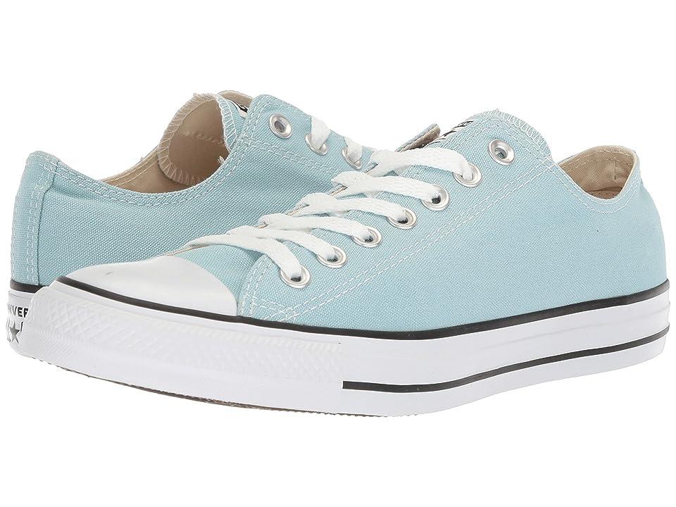 Converse Chuck Taylor(r) All Star(r) Ox Seasonal (Ocean Bliss) Classic Shoes