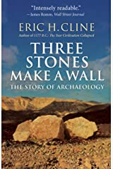 Three Stones Make a Wall: The Story of Archaeology Kindle Edition