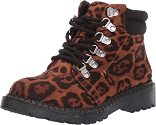 Dirty Laundry by Chinese Laundry Women's Cristal Ankle Boot, Whiskey Leopard, 8 M US