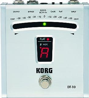 KORG デジタルチューナー フロアタイプ エレキギター/ベース用 DT-10