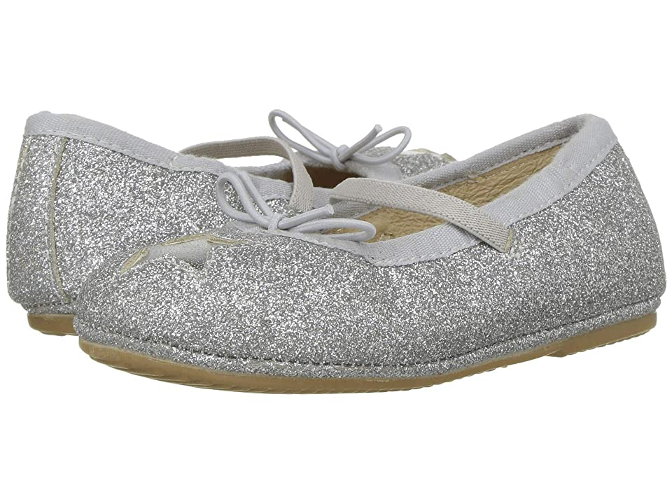 Old Soles Cruise Star (Toddler/Little Kid) (Silver Glam/Silver) Girl