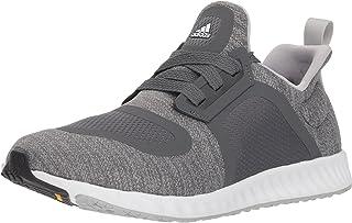 Women's Edge Lux Clima Running Shoe, Grey/Grey/White, 6 M US