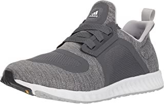 Women's Edge Lux Clima Running Shoe, Grey/White, 7.5 M US