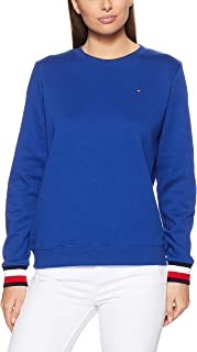 TOMMY HILFIGER Women's Trisha Statement Cuff Sweatshirt