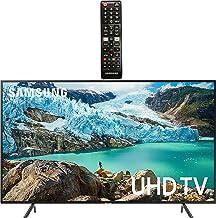 "Samsung Smart TV 58"" inch 4K UHD Flat Screen TV (UN58RU7100FXZA) with HDR, Google, Apple & Alexa Compatible + Remote with ..."
