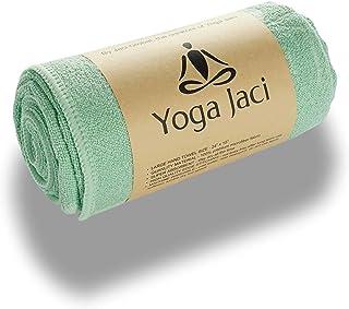Yoga Jaci Yoga Mat Towel – Hand Towel – Combo Set – Non Slip and..