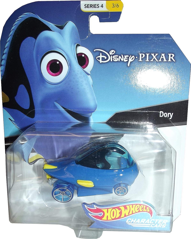 Hot wheels Disney Pixar  Dory  series 4  character cars