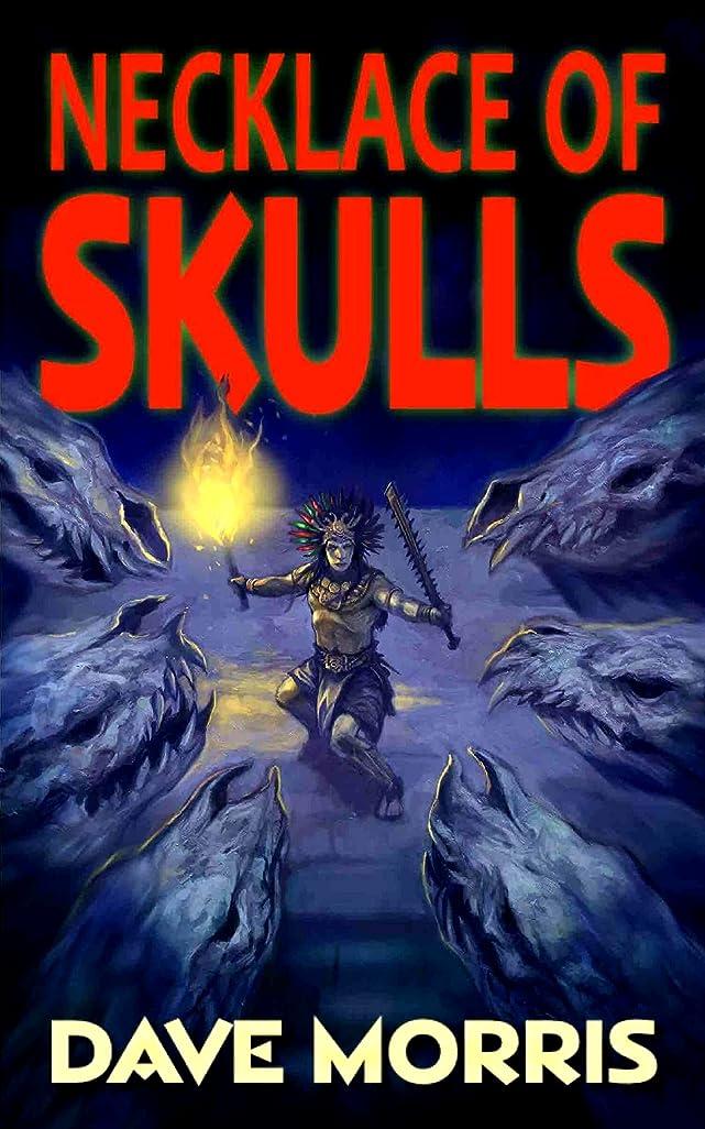 特にドライバ光のNecklace of Skulls (Critical IF gamebooks) (English Edition)