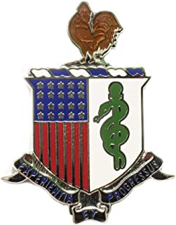 MC Regimental Crest, Army