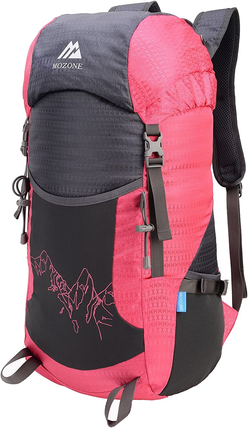 Mozone Large 45l Lightweight Rare foldable Packable Travel Spring new work one after another Backpack