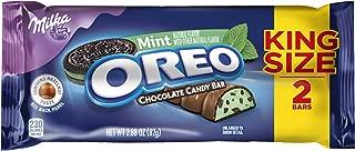 Oreo Mint Chocolate Bar, King Size, 2.88 oz