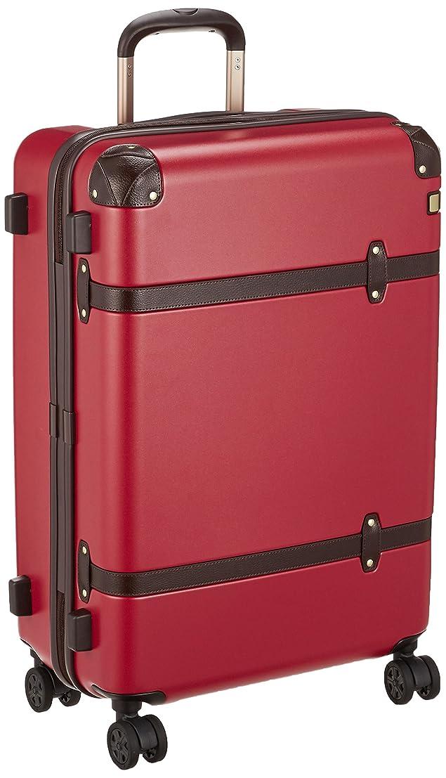 デコレーション主人マーガレットミッチェル[エース] スーツケース サークル キャスターストッパー付 58L 60 cm 4.3kg