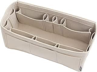 Felt Purse & Tote Organizer Insert/Multi-Pocket Handbag Shaper
