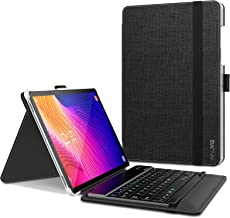INFILAND Galaxy Tab S5e 10.5 Keyboard Case Compatible with Samsung Galaxy Tab S5e 10.5-inch 2019 Release Tablet Model SM-T720/SM-T725, Black