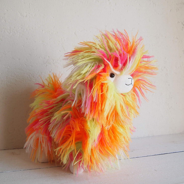 Jellycat   Fiesta Llama  13''