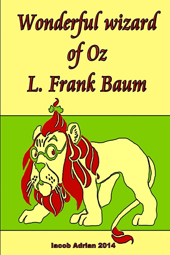 風景ペナルティ迷路Wonderful wizard of Oz L. Frank Baum (English Edition)