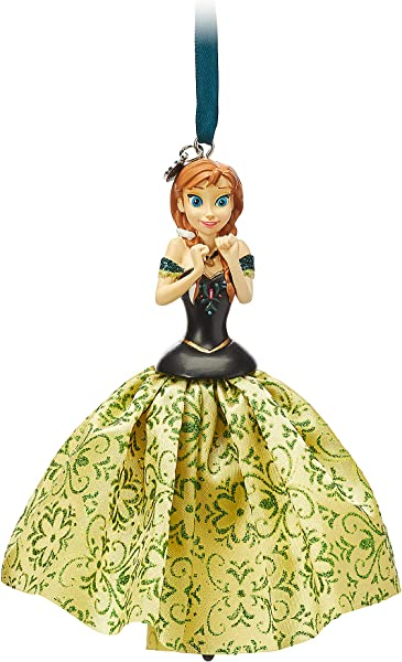 Disney Anna Sketchbook Ornament Frozen