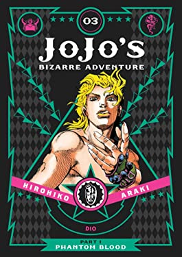 JoJo's Bizarre Adventure: Part 1--Phantom Blood, Vol. 3 (3)