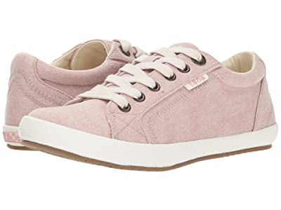 Taos Footwear Star (Pink Wash Canvas) Women