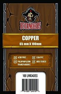 Sleeve Copper - Bucaneiros Jogos