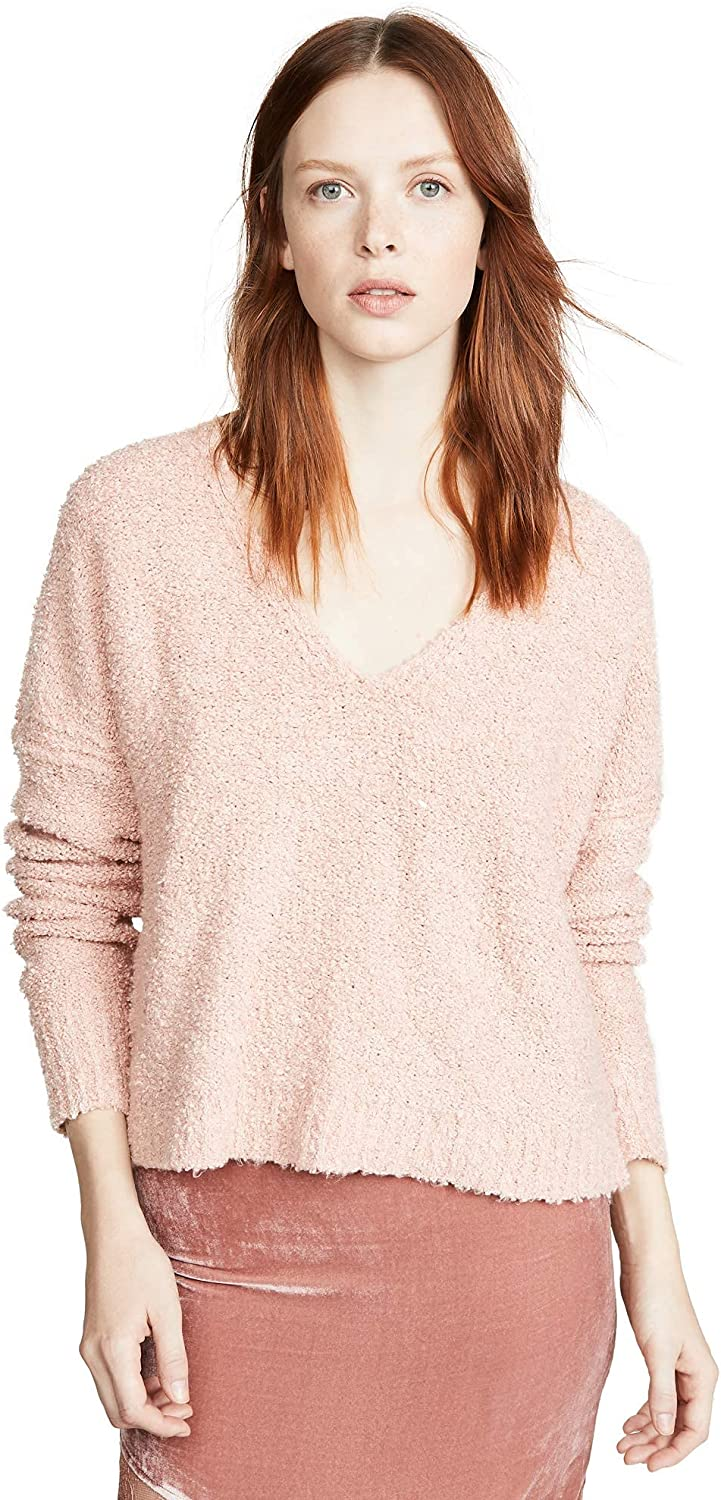 Free People Women's Finders Keepers V Neck Sweater