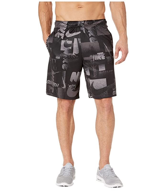 Nike Dry Shorts 4.0 All Over Print 1 (Black/Black) Men