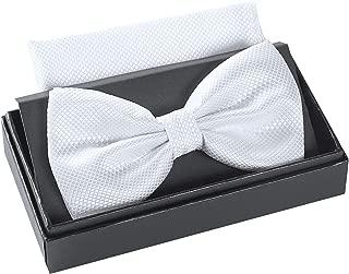 Amazon.es: Blanco - Corbatas, fajines y pañuelos de bolsillo ...