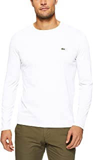 Lacoste Men Basic Crew Neck Ls Pima Tee