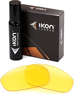 IKON Polarized Replacement Lenses for Ray Ban RB4114 Sunglasses - 12 Colors