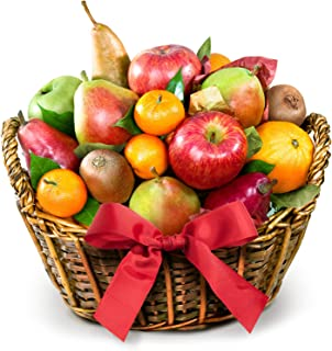 California Bounty Fruit Basket Gift