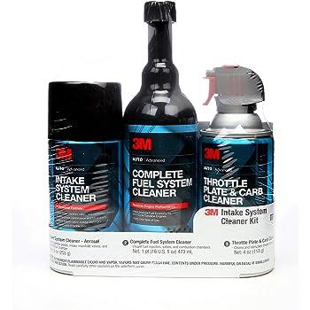 3M Intake System Cleaner Kit, 08962,,2 lbs