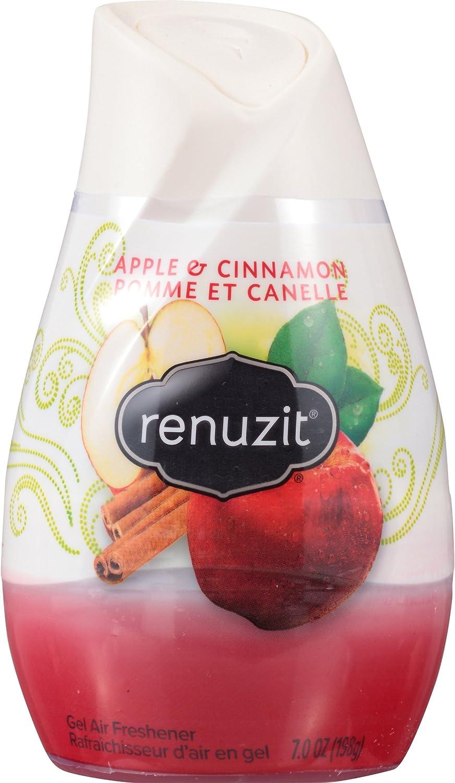 Renuzit 7 oz Apple & Cinnamon Adjustable 12 Pack