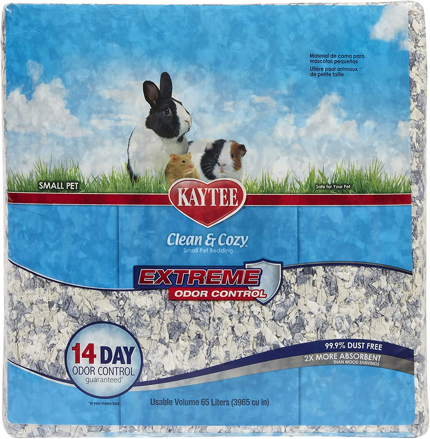 Kaytee Ranking TOP10 Extreme Special price for a limited time Odor Control Bedding
