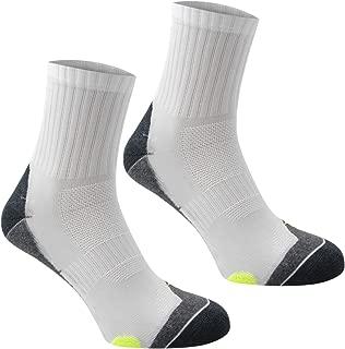 Karrimor Mens Dri Skin 2 Pack Running Socks Quarter