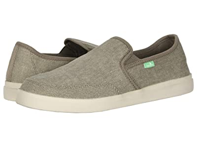 Sanuk Vagabond Slip-On Sneaker (Brindle) Men