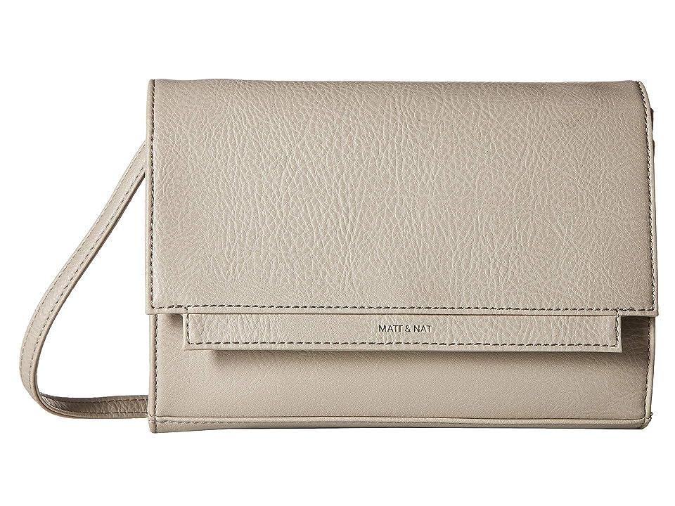 Matt & Nat Dwell Silvi (Cement) Handbags