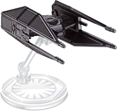 Hot Wheels Star Wars: The Last Jedi Kylo Ren's Tie Silencer Die-Cast Vehicle