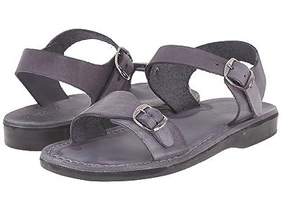 Jerusalem Sandals The Original Womens (Gray) Women