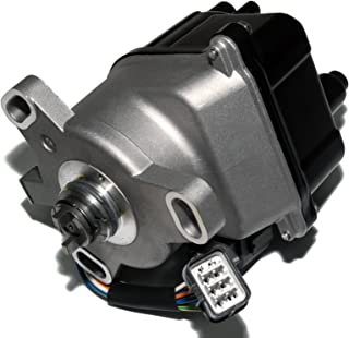 MAS Compatible Ignition Distributor w/Cap & Rotor TD-55U TD46U for 92-95 ACURA INTEGRA 1.8L NON-VTEC ONLY 30100-P75-A02 30100-PR4A12