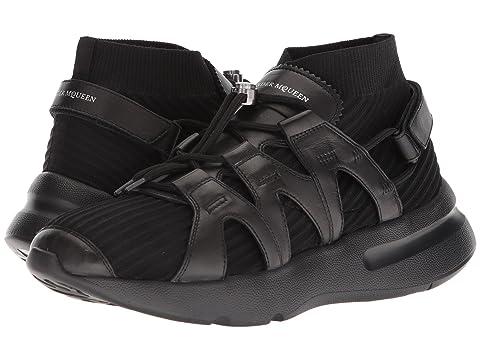 Alexander McQueen Knit Sneaker