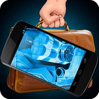 Xray Scanner Bag Prank