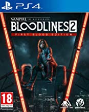Vampire: The Masquerade Bloodlines 2 First Blood Edition [Playstation 4] [PEGI-AT]