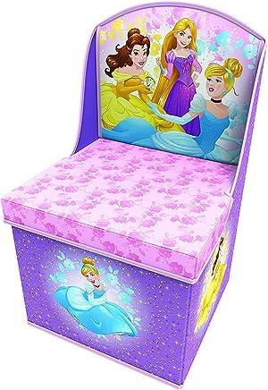 Disney Princess 22114 PJ Mask Tidy Town Jumbo Chair Storage Chair