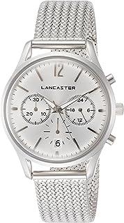[ランカスターパリ]Lancaster Paris 腕時計 MLP004B/SS/BN MLP004B/SS/BN メンズ 【正規輸入品】