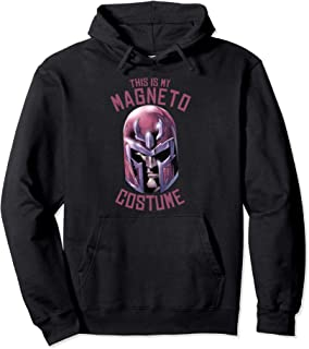 Magneto This Is My Costume Pullover Hoodie
